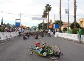 Martín Berchesi Manzione se proclama campeón del Trofeo Internacional de Ciclismo Adaptado disputado en Puerto Lumbreras