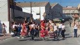 La romería de la Virgen del Rosario pone fin definitivo a las Fiestas Patronales de La Algaida