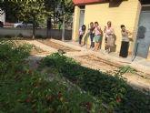 El Ayuntamiento de Molina de Segura invierte 100.000 euros en obras de mejora y adecuación en los colegios públicos