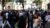 Los profesores de Religión de la Diócesis de Cartagena peregrinan a la Vera Cruz de Caravaca