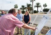 La comunidad destina m�s de 300.000 euros para mejorar las carreteras de las moreras y de acceso a la autov�a