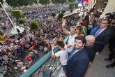 López Miras: Alejandro Valverde ha conseguido que un millón y medio de murcianos se sientan orgullosos de su región