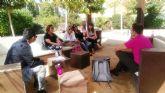 La mazarronera Lourdes Hern�ndez participa en el programa para emprendedores