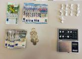 La Guardia Civil detiene a un vecino de Villanueva del Río Segura por tráfico de droga