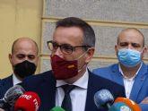 Diego Conesa anuncia que el Juzgado de lo Mercantil vendrá a Cartagena 'sí o sí'