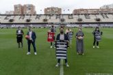 Las nuevas secciones del F.C. Cartagena entrenarán en instalaciones municipales
