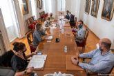Ayuntamiento y Ministerio intercambian información sobre ubicaciones para el Juzgado de Lo Mercantil desde el jueves