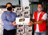MasTrigo vuelve a colaborar con Cruz Roja, Jesús Abandonado y Cáritas donando 3.000 unidades de producto