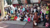 Más de un centenar de niños participan en la Fiesta de Todos los Santos organizada por la parroquia