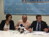 El Ayuntamiento y la Asociación de Diabéticos de Torre-Pacheco y Comarca firman un convenio de colaboración para fomentar estilos de vida saludables