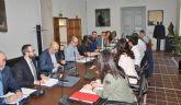 La Comisión de Cultura de la FEMP, de la que forma parte el concejal de Cultura, David Martínez, solicita la continuidad del programa PLATEA, para la circulación de espectáculos en espacios municipales