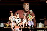 Paco Paricio dirige e interpreta la obra de títeres ANTÓN RETACO en el Teatro Villa de Molina el sábado 4 de noviembre