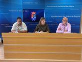 El Ayuntamiento de Molina de Segura y la Federación de Asociaciones de Vecinos Interbarrios firman un convenio de colaboración