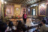 Un programa de visitas acerca la historia y la actividad cultural de casas consistoriales a colegios, institutos y centro de d�a
