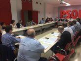 Conesa: Las necesidades de los 45 municipios de la Región serán el eje central de la nueva Ejecutiva del PSOE