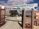 Hoy se abre al público el 5° Campeonato Ornitológico Regional Murciano que se celebra en el Pabellón del Polideportivo Municipal 6 de Diciembre