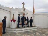 La AGA conmemora el Día de los Caídos por la Patria en el cementerio parroquial de Torre Pacheco