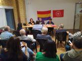 La Asamblea de Izquierda Unida-Verdes Alcantarilla aprueba la ampliación de su órgano de dirección