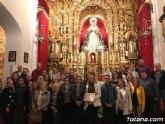 La Cofrad�a de la Stma. Virgen de la Esperanza de Totana particip� en la celebraci�n del Año Jubilar de La Esperanza de Triana (Sevilla)