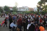Gran éxito de la 'Noche de las Ánimas' de Puerto Lumbreras, que atrae a 300 personas a la Casa del Cura