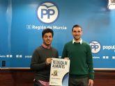 Un año más la organización juvenil del Partido Popular lanza la campaña ´Jóvenes Solidarios´