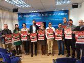 Comercios y mercados de Molina de Segura ponen en marcha la campaña ESTA NAVIDAD, ESTRENA COCHE