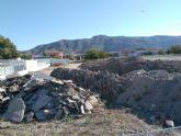 Urbanismo abre expediente sancionador a una empresa por las obras hidráulicas del AVE tras denuncia de Ahora Murcia