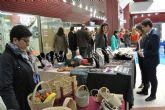 La galería comercial de Centrofama se convierte durante esta Navidad en un escaparate de productos de emprendedores murcianos