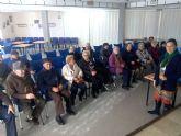 Los mayores de Alhama charlan sobre c�mo disfrutar de la jubilaci�n