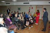 La Residencia Virgen de la Salud, cierra sus conmemoraciones del XVI aniversario, con el alcalde de Alcantarilla, en 'Déjame conocerte'