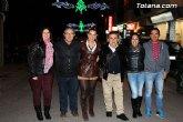 Organizan la I Feria de Navidad en la calle del Parque