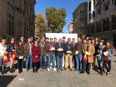 Miralles: Que Narbona venga a Murcia a hablar de agua es como si lo hiciera  Puigdemont sobre  la unidad de España