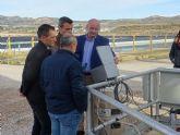 La Comunidad invierte 93.000 euros en la mejora del tratamiento terciario de la depuradora de Yecla