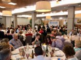 El PP de Puerto Lumbreras celebra su tradicional encuentro de Navidad con afiliados y simpatizantes