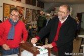 Juan José Cánovas será el candidato de Ganar Totana a la alcaldía en las elecciones de mayo de 2019, tras ser ratificado anoche