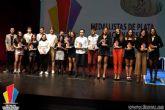2 premios y un diploma para Iván López en la gala del atletismo murciano
