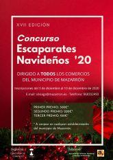 Todos los comercios del municipio llamados a participar en el XVII Concurso de Escaparates de Navidad