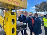 El Ayuntamiento de Murcia renueva el alumbrado público mejorando la seguridad de los vecinos en pedanías