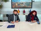 El Ayuntamiento de Torre Pacheco renueva convenio de colaboración con la Asociación de Transporte Universitario del Municipio