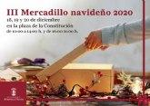 III Mercadillo navideño 2020