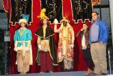 Los pajes de SSMM Los Reyes Magos llegan a San Pedro