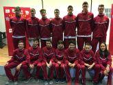 14 canteranos del UCAM Murcia CB estarán presentes en el campeonato de España de Selecciones Autonómicas