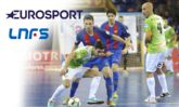 Eurosport 2 ofrecerá la LNFS a partir de febrero