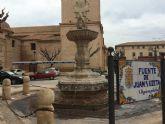 La Dirección General de Bienes Culturales autoriza el proyecto básico de ejecución y rehabilitación de la fuente Juan de Uzeta