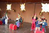 SSMM los Reyes Magos de Oriente recogerán las cartas de los niños y niñas de Totana este miércoles, día 4 de enero