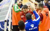 Raúl Campos: 'El equipo está mentalizado en ir partido a partido como si fuera el último, y sólo pensamos en ir a Burela a ganar'