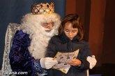 SSMM los Reyes Magos de Oriente recibir�n las cartas de los niños y niñas de Totana mañana en el Auditorio del Parque Municipal Marcos Ortiz