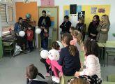 44 niños y niñas disfrutan de la escuela de conciliación de Navidad en el colegio 'Joaquín Cantero'