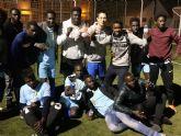 Los senegaleses de Las Torres de Cotillas ganan la Copa Alcalde de Murcia de selecciones africanas