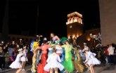 La Cabalgata de los Reyes Magos se adelanta este año una hora, de forma que se celebrar� este domingo, a las 18:00 horas
